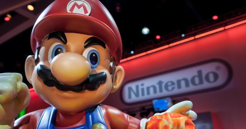 """Za ten egzemplarz gry """"Super Mario"""" ktoś zapłacił właśnie 120 tys. zł"""