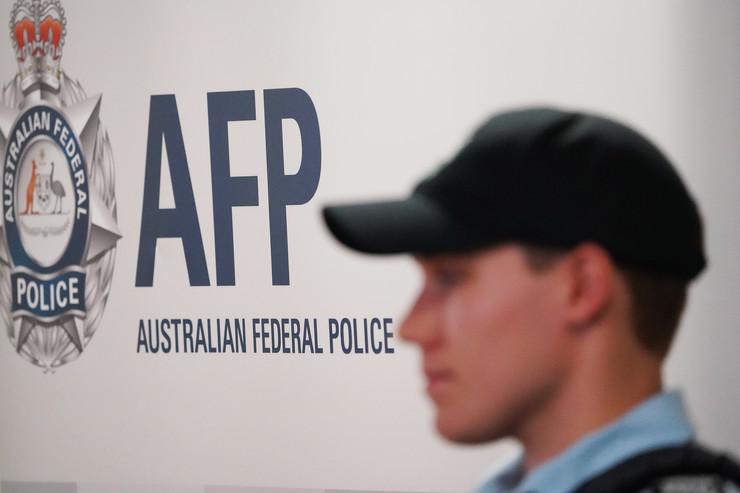 Australija policija EPA STEFAN POSTLES