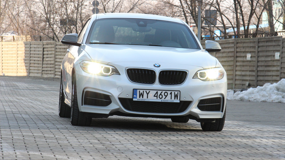 BMW M240i xDrive Coupe