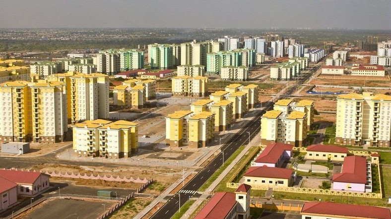 Angola's new Chinese built city