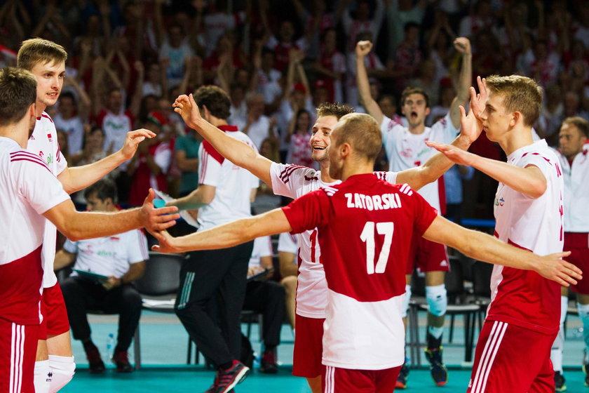 Polscy siatkarze wygrali... 5:0! Tuż przed ME