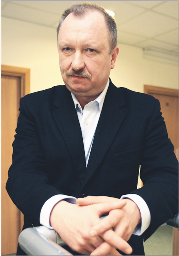 Andrzej Kuśmierczyk, kierownik Wydziału Licencji i Inkasa Stowarzyszenia Autorów ZAiKS Fot: Wojciech Górski