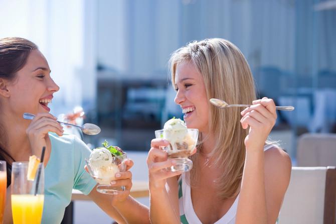 Sladoled dijeta: Uz omiljenu poslasticu izgubite oko 2 kg nedeljno