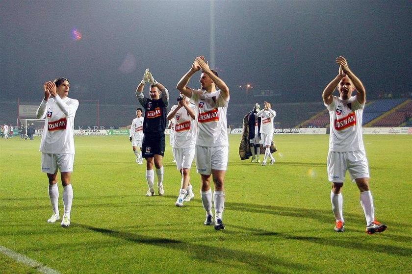 Pogoń Szczecin kończy rok w wielkim stylu. Portowcy chcą awansować w tym sezonie z I ligi do ekstraklasy
