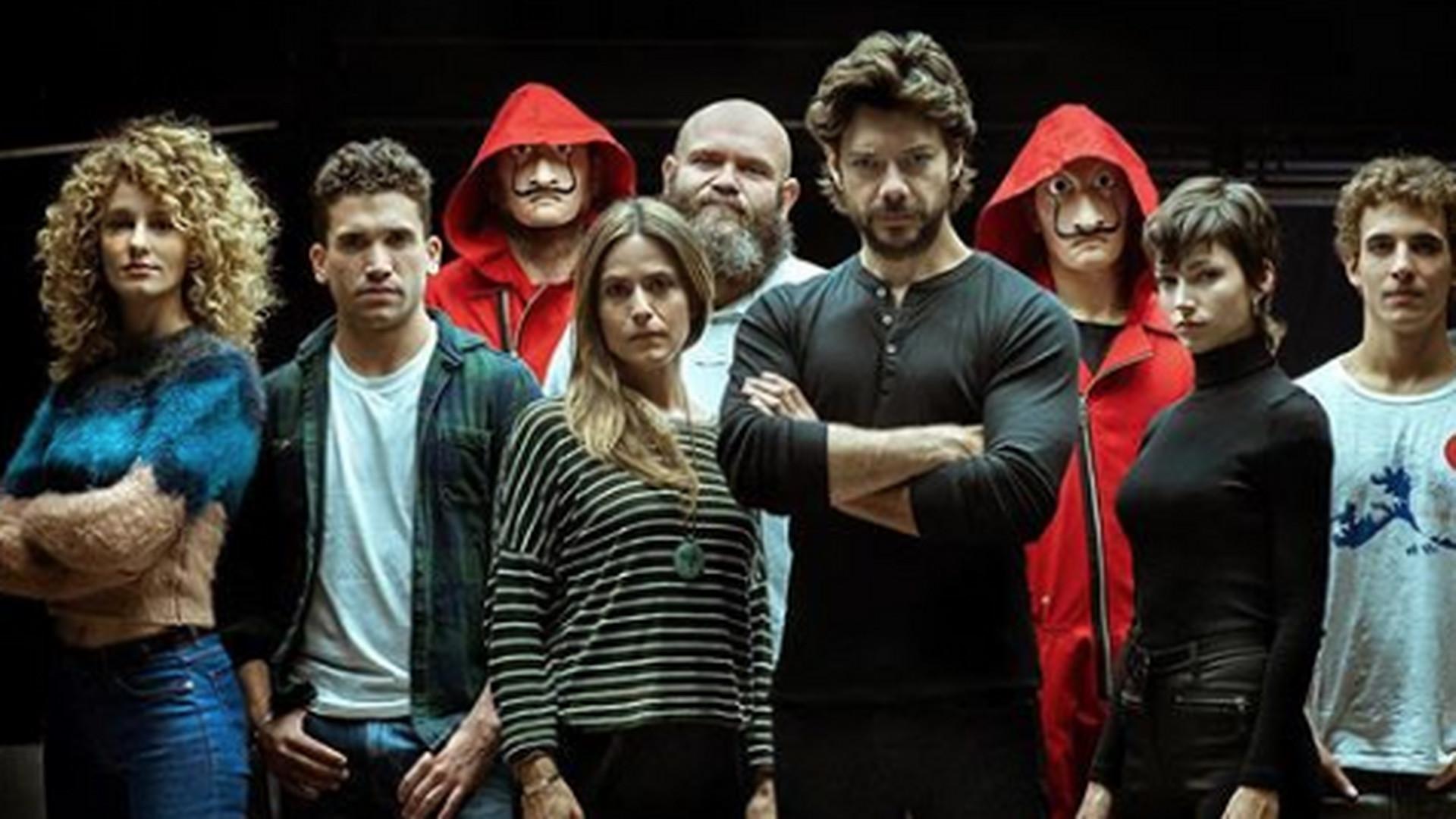 Haus Des Geldes Staffel 4 Netflix Start Uhrzeit