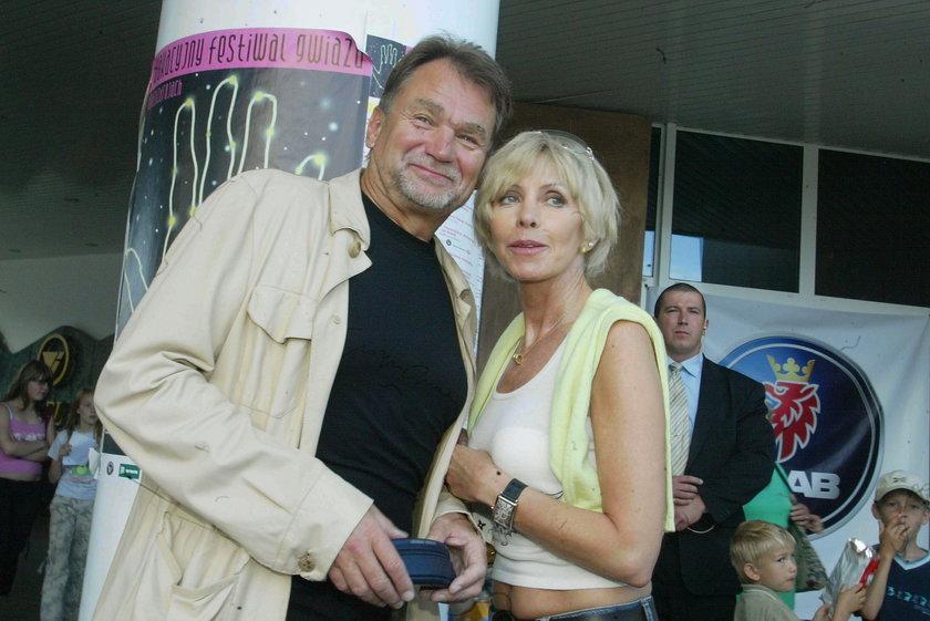 Grażyna i Jan Kulczykowie