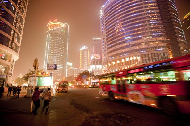 Wzrost gospodarczy Chin w tym roku wyniesie ok. 8 proc.