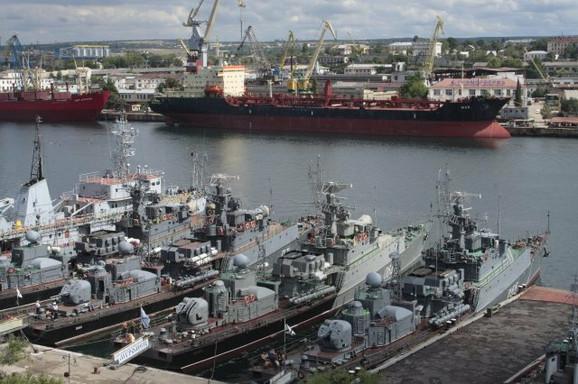 U Sevastopolju je već bilo i ljudstva i oružja i sofisticirane opreme