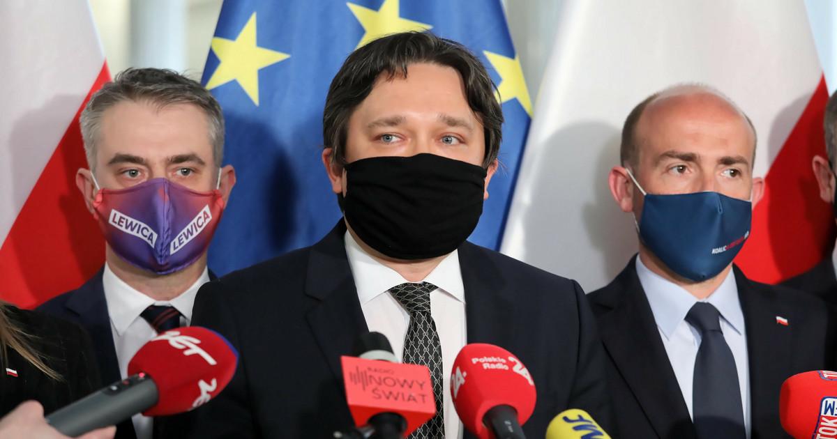 Marcin Wiącek wspólnym kandydatem klubów opozycji na RPO ...