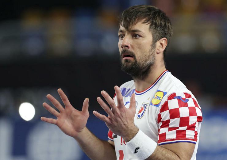 Zlatko Horvat, reprezentativac Hrvatske