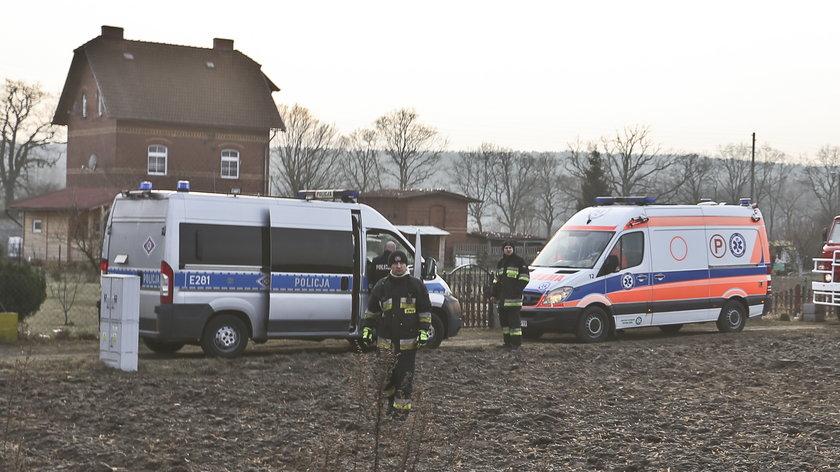 Tragedia na Mazowszu. Na polu znaleziono ciało mężczyzny