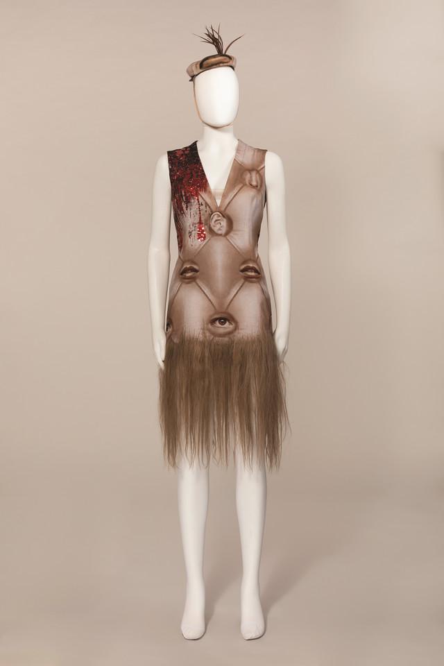 "Kostim modne kuće ""On ora tu vu"" za balet ""Dete i čarolija"" (2016). Balet Monte Karla, koreografija Jeron Ferbruhen"