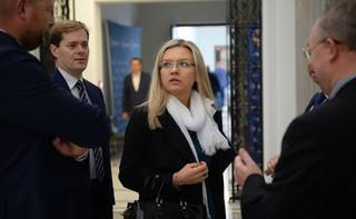 Adamczyk: Małgorzata Wassermann będzie kandydatką PiS na prezydenta Krakowa