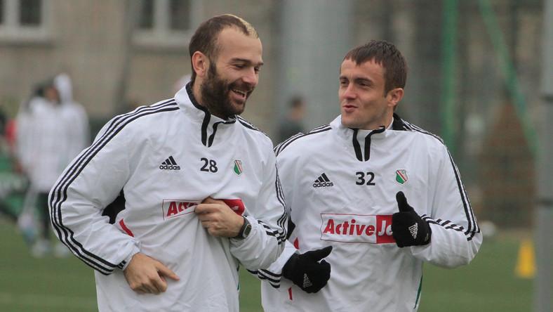 Danijel Ljuboja i Miroslav Radovic