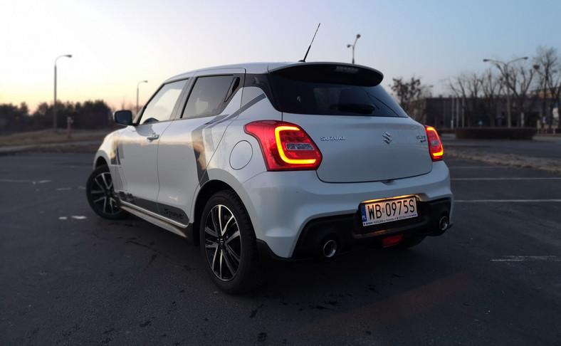 Suzuki Swift Sport. Polski oddział Suzuki na trzy miesiące przed końcem 2019 roku wykręcił nowy rekord