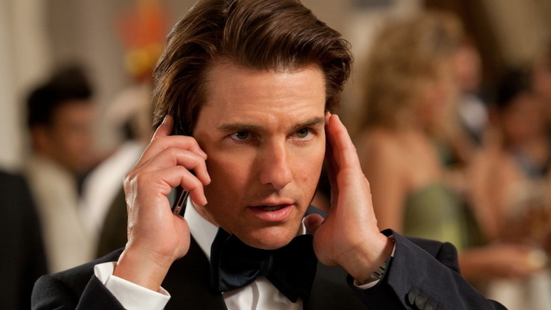 "Tom Cruise znów ruszy w ""Mission: Impossible"""