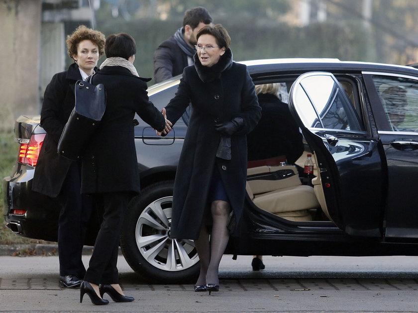 Agata Młynarska przeprowadziła wywiad z premier Kopacz i jej bliskimi