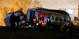 Zderzyły się pociągi. Jest wielu rannych