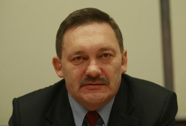 Prokurator Krajowy Edward Zalewski