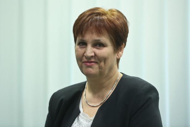 Halina Szymańska na stanowisku szefowej Kancelarii Prezydenta zastąpi Małgorzatę Sadurską.