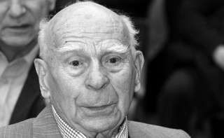 W wieku 96 lat zmarł aktor Janusz Kłosiński