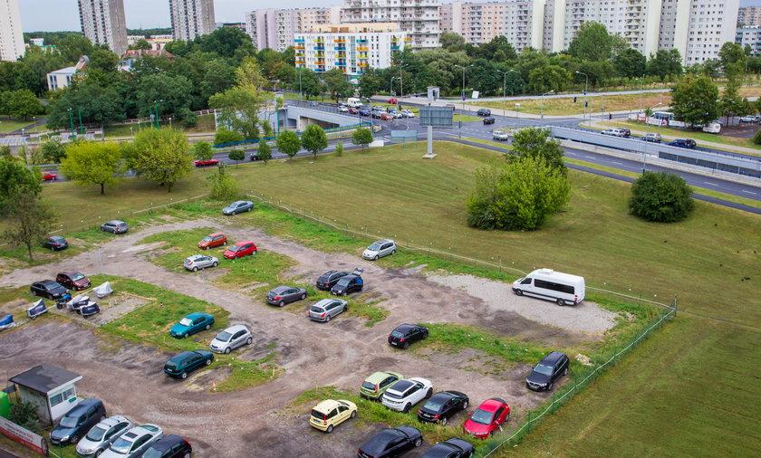 Będą parkingi wielopoziomowe na Ratajach
