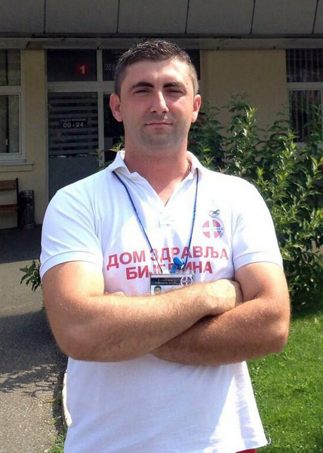 Ljubiša Petrović, gradonačelnik Bijeljine