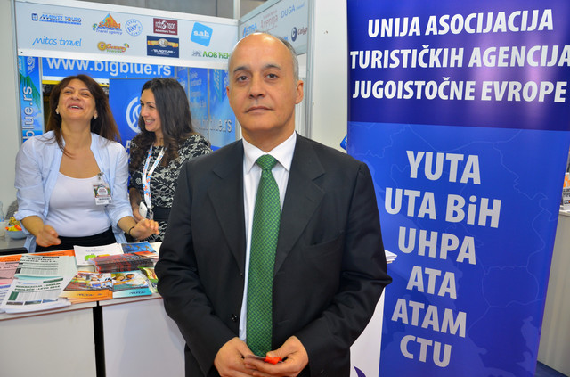 Aleksandar Seničić, direktor Jute