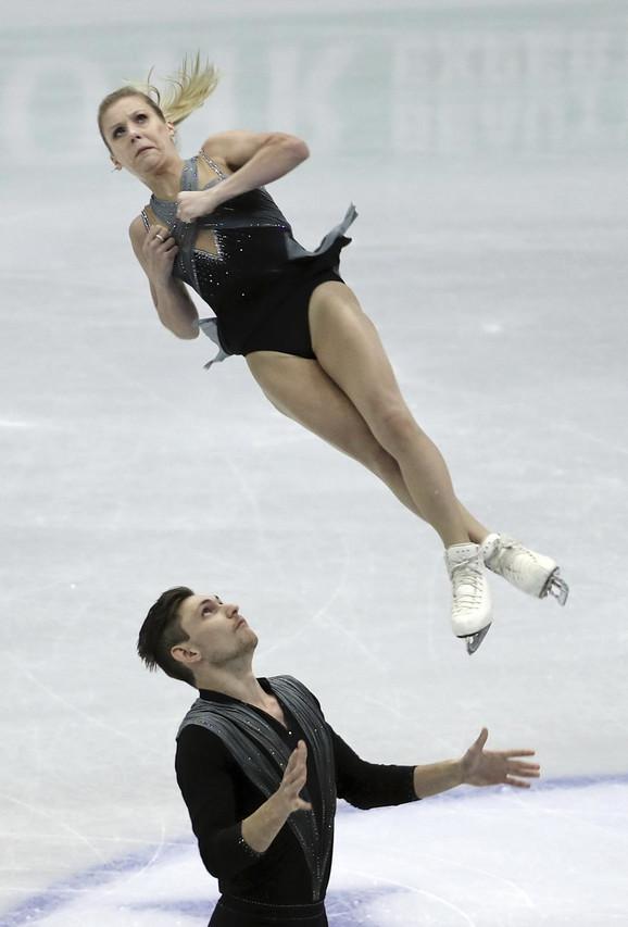 Harli Vindzor i Katja Aleksandrovskaja