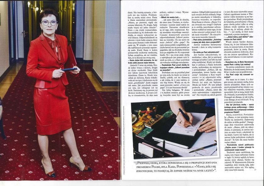 Premier Ewa Kopacz w Vivie