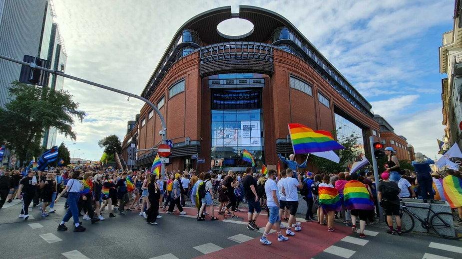Marsz Równości przeszedł przez Poznań
