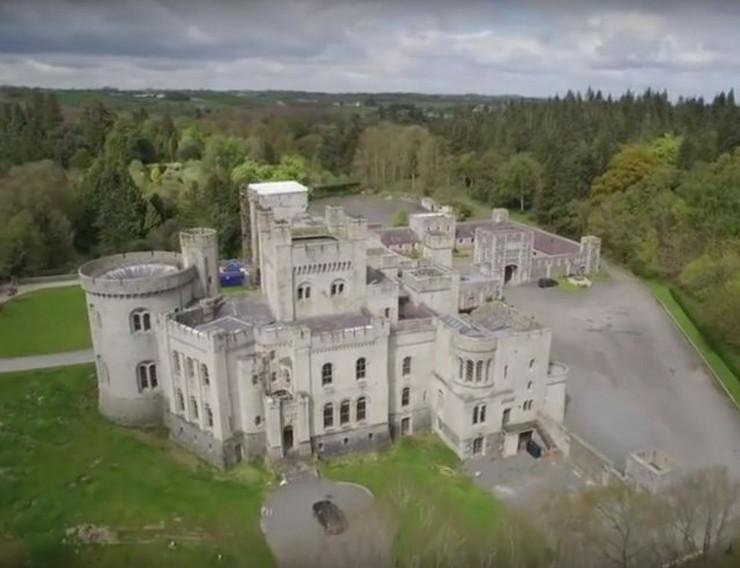 Zamak Severna Irska