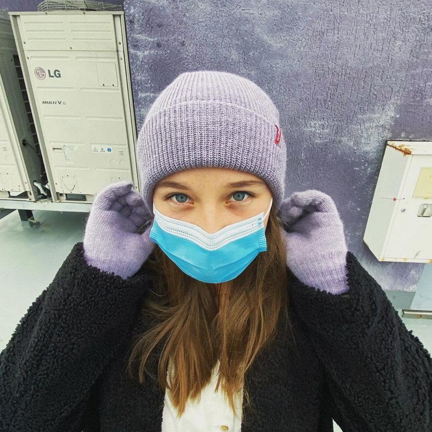Julia Królikowska przyjęła drugą dawkę szczepionki