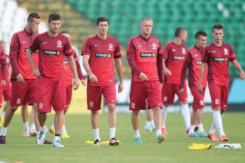 Reprezentacja chce wygrać w Gdańsku
