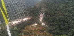 Zawalił się most. Wiele ofiar