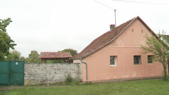 Kuća ispred koje se dogodio gnusan zločin