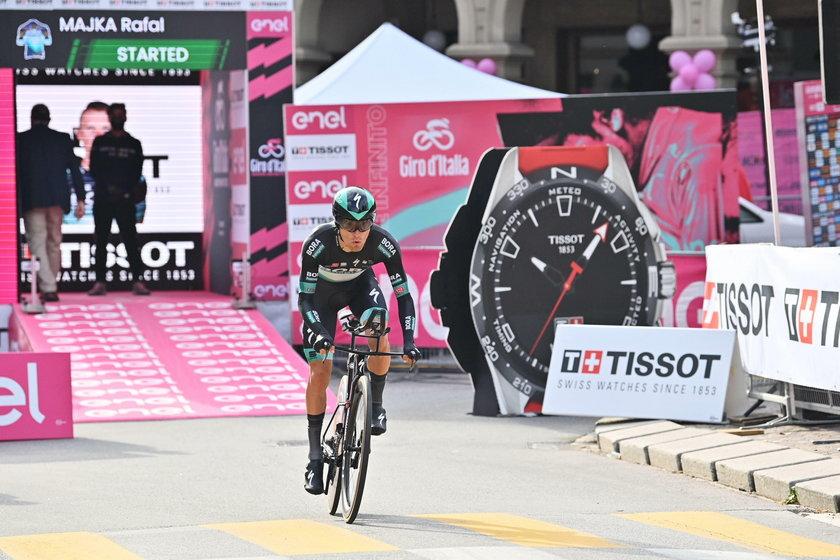 Giro d'Italia. Majka wypadł z pierwszej dziesiątki