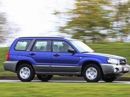 Pięć sposobów na tanie 4x4 - używane auta za ok. 20 tys. zł