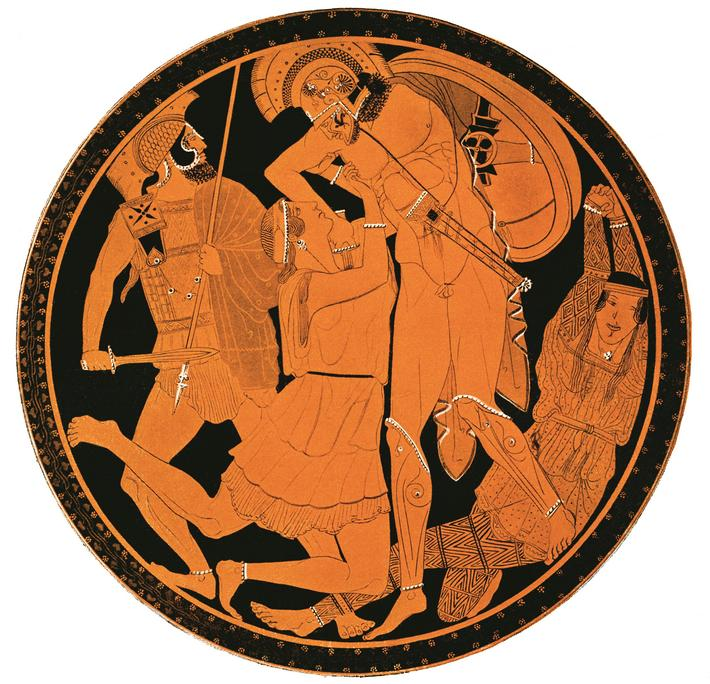 Penthesilea and Achilles