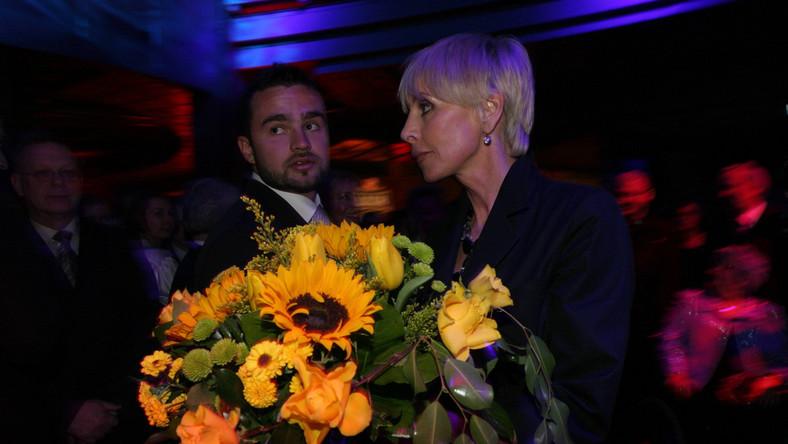 Sebastian Kulczyk i Grażyna Kulczyk
