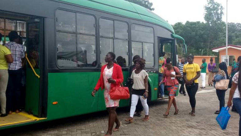Transport fare in Ghana increased by 10 percent, effective September 16