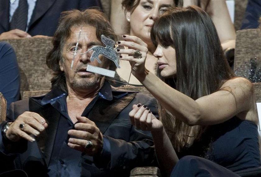 Al Pacino ma dziewczynę o 40 lat młodszą! Ładna?