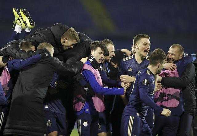 Dinamo Zagreb u Ligi Evrope