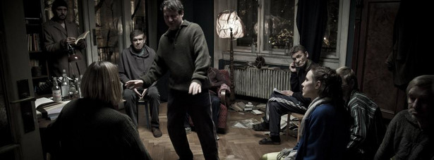 Adam Woronowicz, Lech Dyblik, Robert Więckiewicz, Krzysztof Kiersznowski, Julia Kijowska