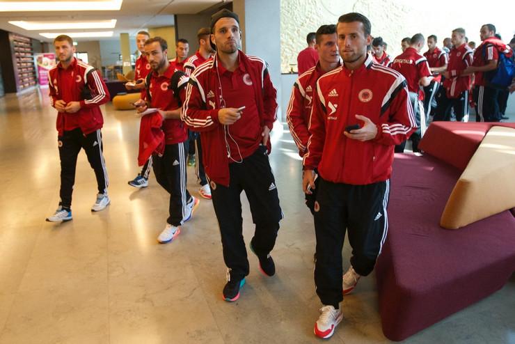 Fudbalska reprezentacija Albanije