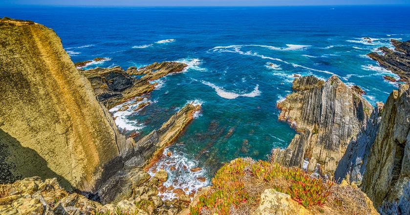 Wybrzeże  Alentejo w Portugalii to jeden z najpiękniejszych pomysłów na podróż w 2018 r.