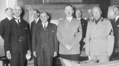 """""""I to komu! Takiemu Chamberlainowi!"""" Dlaczego Hitler  uważał, że dał się oszukać w Monachium?"""