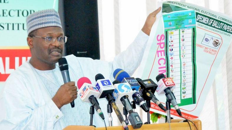 Image result for INEC on elections: We cannot afford to disappoint Nigerians