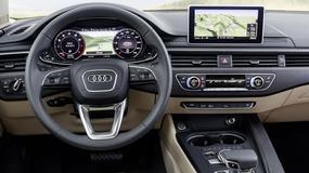 Nowe Audi A4 (B9) ma wszystko, czego potrzebuje fan nowoczesnych technologii w samochodzie