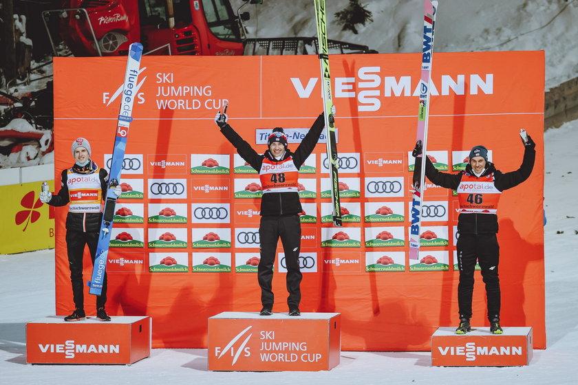 GER, FIS Weltcup Ski Sprung, Titisee Neustadt